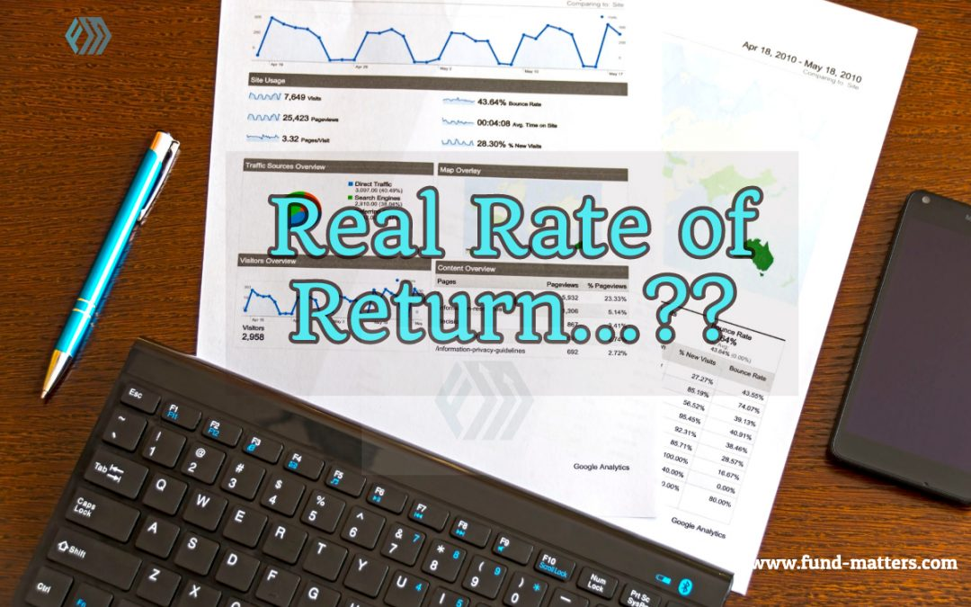 Real Rate Of Return: Why It's Important To Consider While Investing?